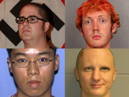 the characterization of mass murderers in america In the past month alone, eight multiple-shooting incidents have occurred in the united states and europe, leaving 70 dead, including the.