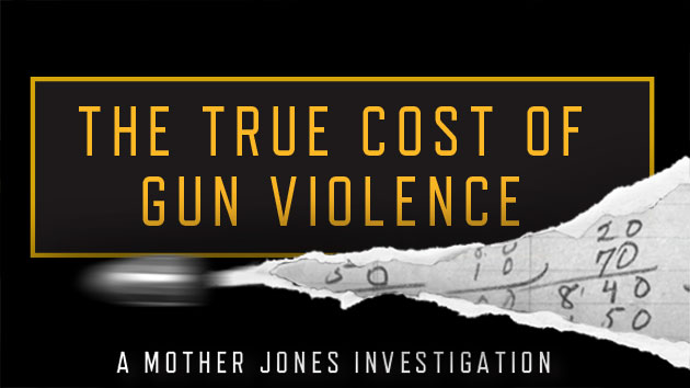 The True Cost of Gun Violence
