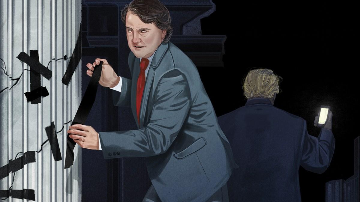 Clean Up on Aisle Trump – Mother Jones