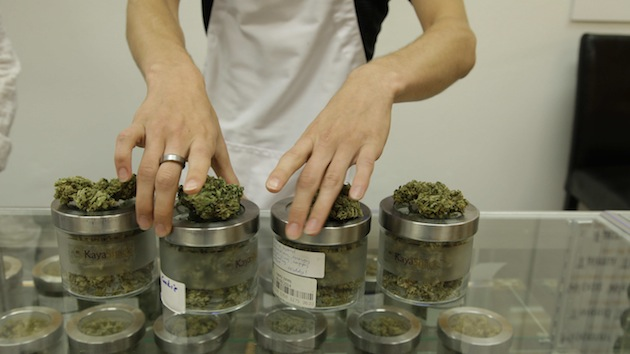 Judge smacks down feds' crackdown on medical marijuana