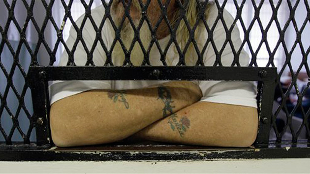 There are 10 times more mentally ill people behind bars than in state hospitals