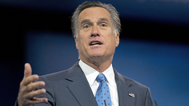 Mitt Romney's Latest Excuse for His 47 Percent Remarks Is