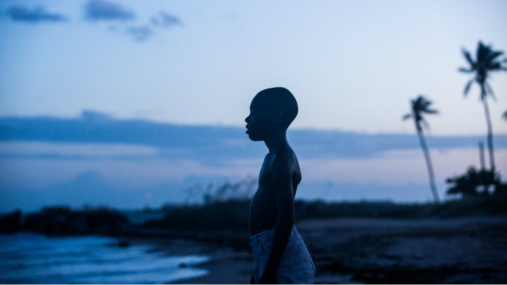 """Moonlight"" Is a Rare and Beautiful New Film About Growing Up Black and Gay.  """