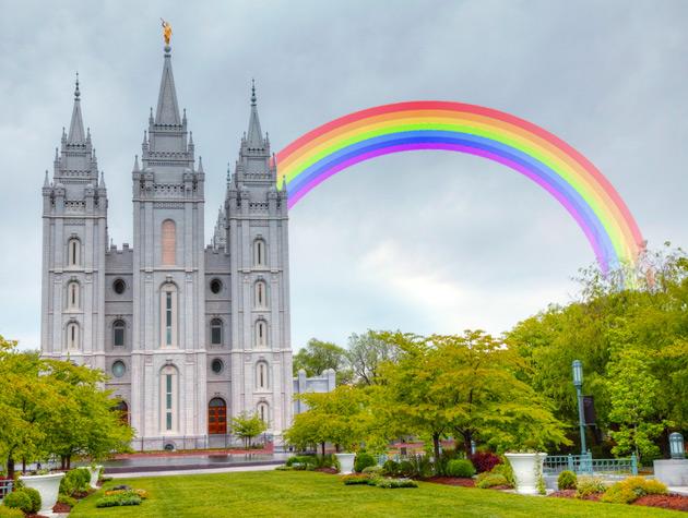 Mormon church gay policy