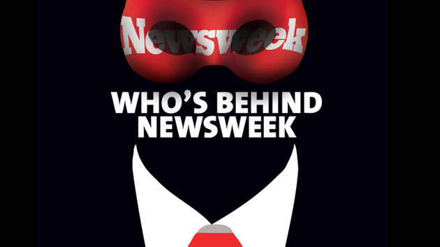 Why are Newsweek's new owners so anxious to hide their ties to an enigmatic religious figure?