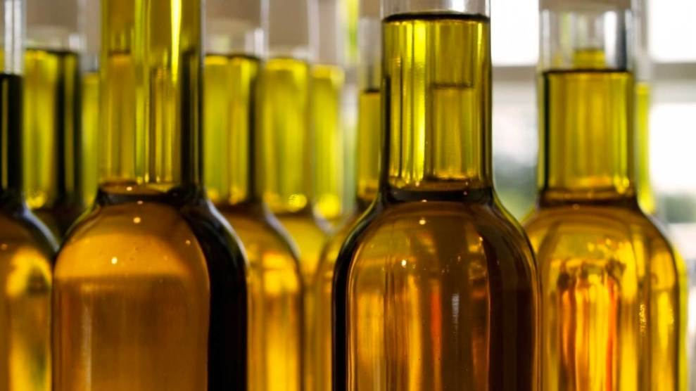 Your Olive Oil Could Be Fake Mother Jones