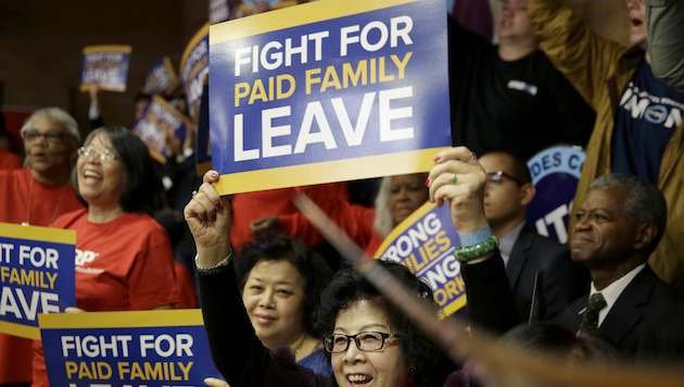 New York Just Introduced the Best Paid Family Leave Policy in the Country