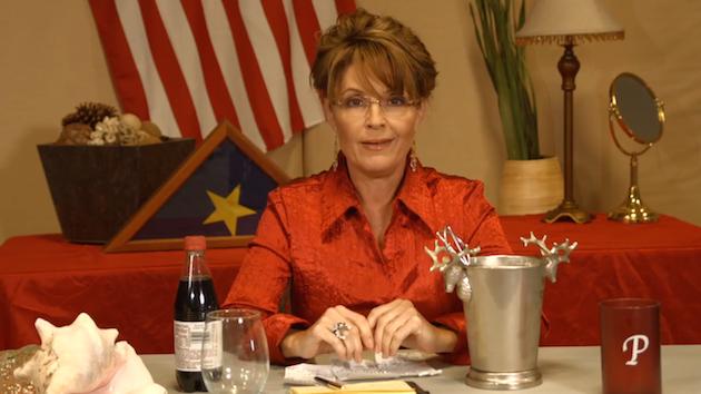 Sarah Palin S Ice Bucket Challenge Video Is Actually Kind