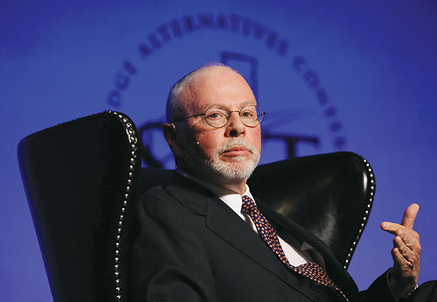 This Vulture-Fund Billionaire Is the GOP's Go-To Guy on Wall Street