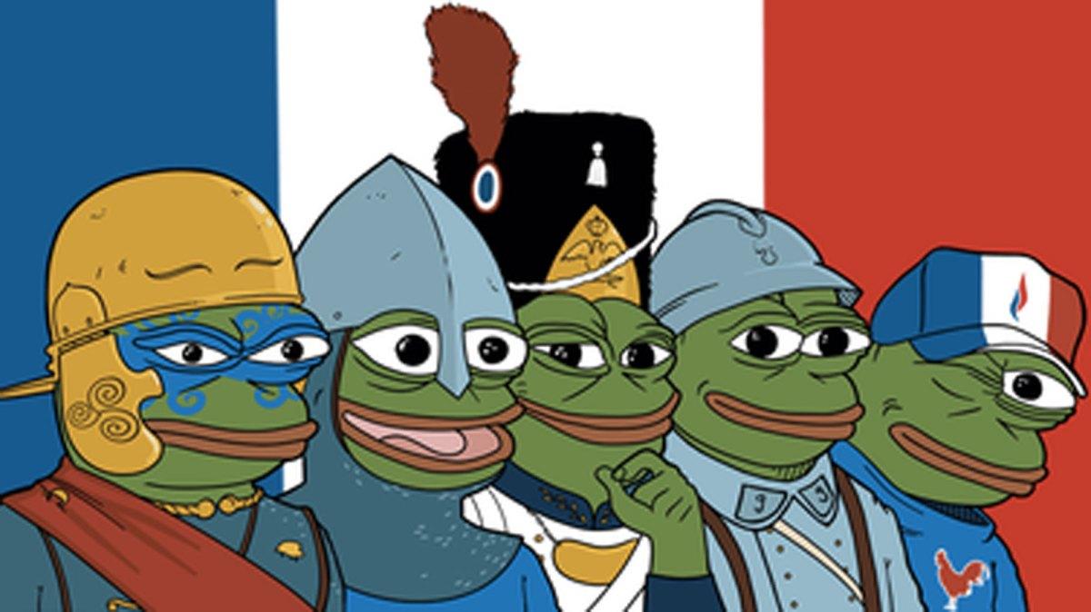 "Inside Marine Le Pen's ""Foreign Legion"" of American Alt ..."