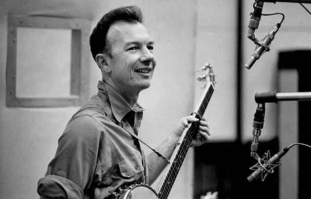Image result for pete seeger
