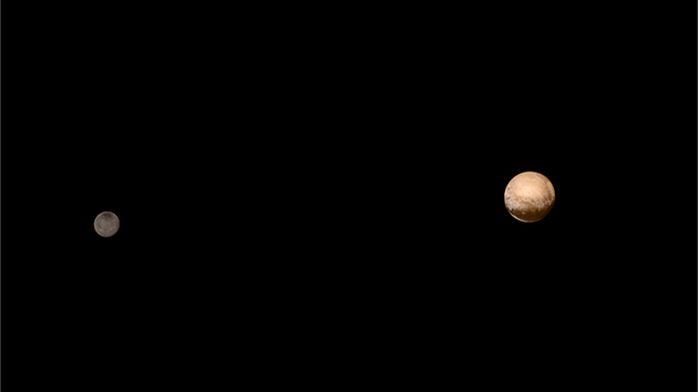 Here Is The Clearest Image Nasa Has Ever Taken Of Pluto And