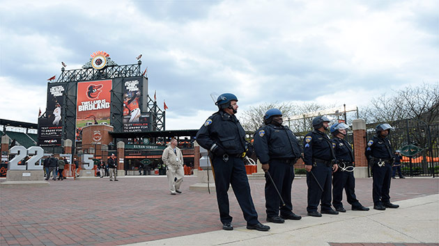 A Baltimore Orioles executive issued a defense of Freddie Gray protesters—and it is perfect