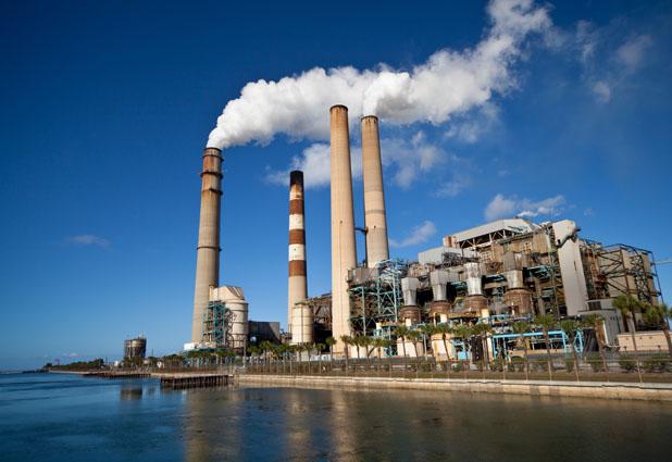 1 Percent Of America U2019s Power Plants Emit 33 Percent Of