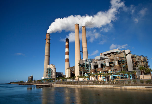 1 Percent of America's Power Plants Emit 33 Percent of ...