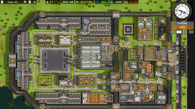 This New Video Game Lets You Run Your Own Private Prison
