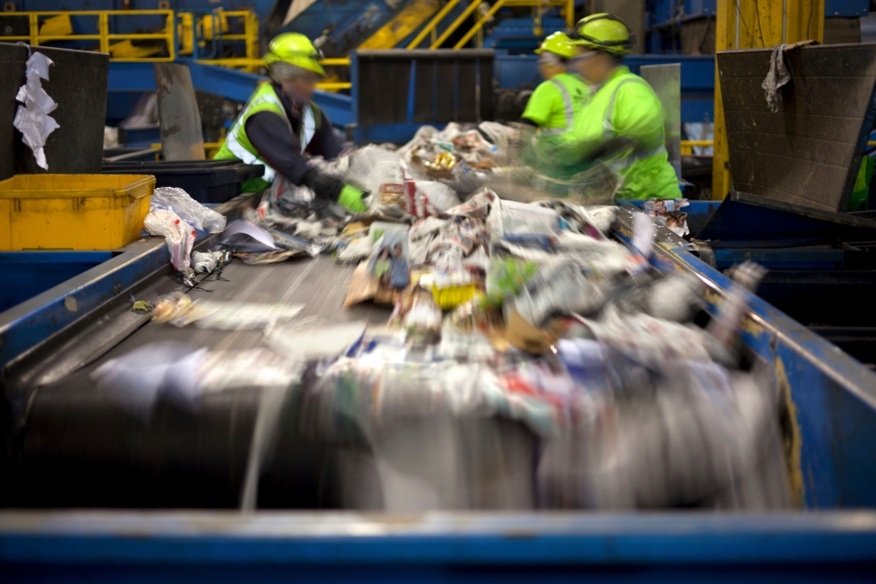 What the Heck Is Up With California's Recycling Program