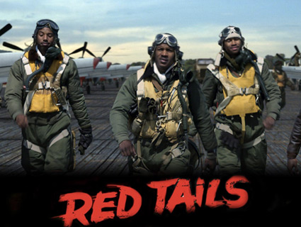 """Red Tails"""": The Tuskegee Airmen Deserved a Movie That's Not ..."""