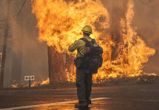 Yosemite Is Burning…Here's How Climate Change Makes Wildfires Worse