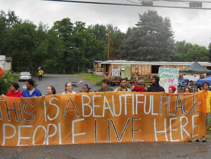 Trailer Park Evicted To Make Room For Fracking Mother Jones