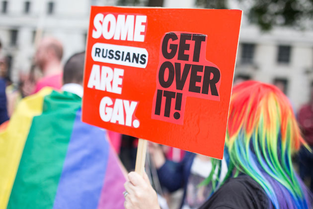 Russia anti-homosexuality bill