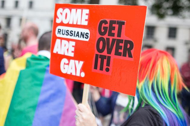 Russia anti-homosexuality bill