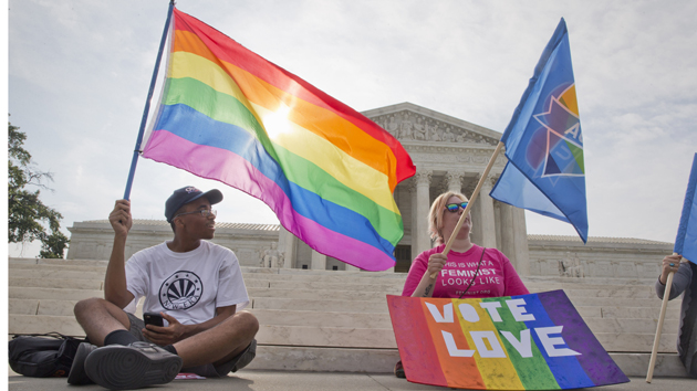 same sex marriage supreme court votes in Buffalo