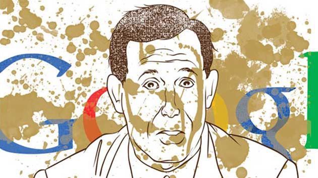 "Will Rick Santorum's ""frothy"" Google problem return?"