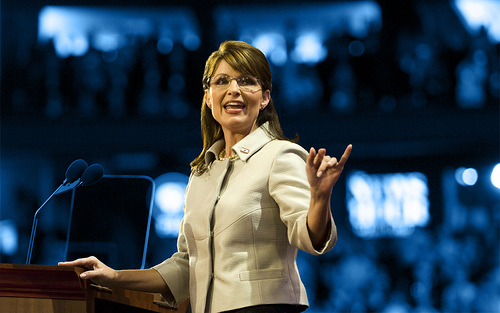 Heads Up, West Coast: Sarah Palin's Road Show Headed Your ...