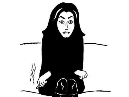 Marjane Satrapi Superman Is Boring Batman Is Hot Dictators Are Clueless Mother Jones