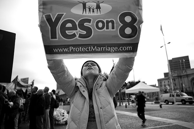 The Debate of Proposition 8