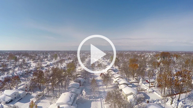 Video: A Drone Shoots Hauntingly Beautiful Footage of ...
