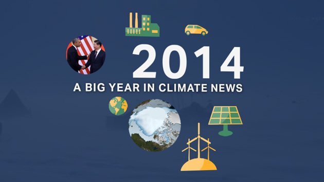 2014 was the year we finally started to do something about climate change