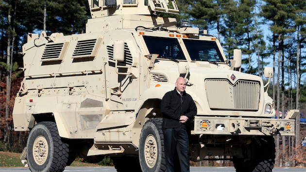 Police Want to Get Rid of Their Pentagon-Issued Combat Gear  Here's