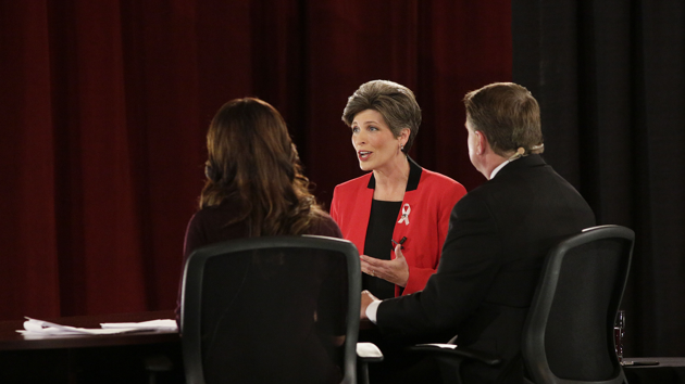 "Former GOP Staffer: Senate Candidate Joni Ernst ""Did and Said"