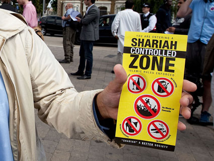 Image result for shariah zones