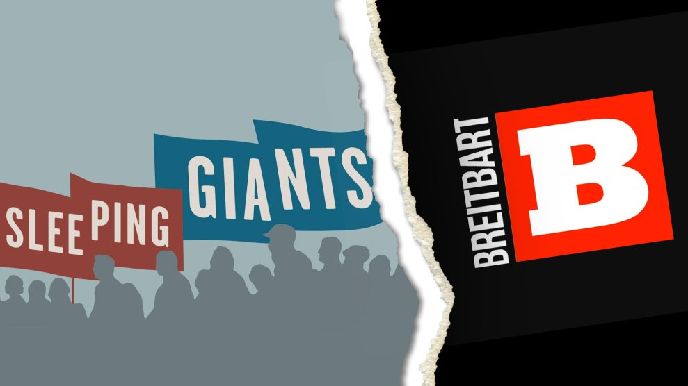 Behind the Mystery Group Hitting Breitbart Where It Hurts – Mother Jones