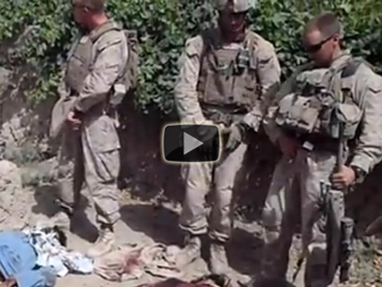 Soldiers Pissing 117