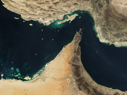 The Strait Of Hormuz Isnt The Only Place Where Tensions Are Rising
