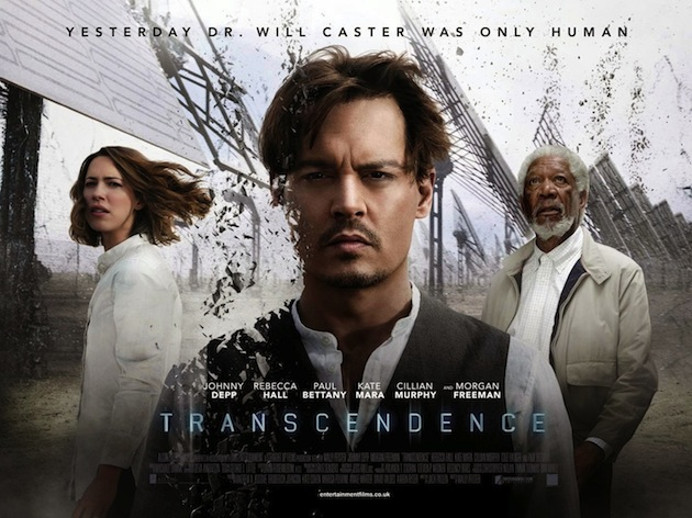 "Review: ""Transcendence"" (2014)"
