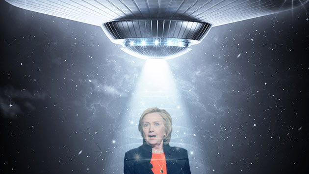 Why UFO activists are excited about another Clinton presidency
