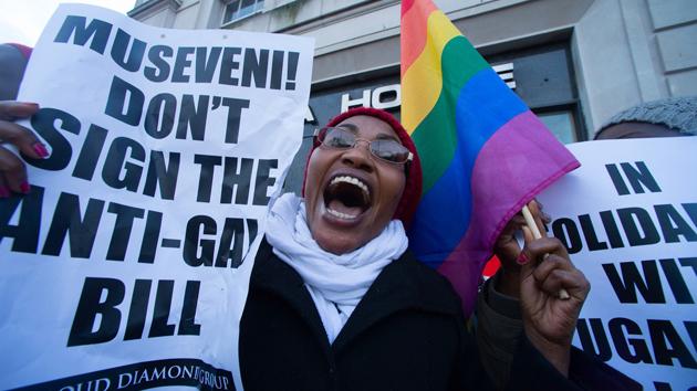 American evangelists uganda homosexuality statistics