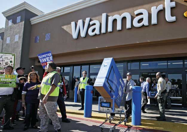 Walmart Workers Get Organized—Just Don't Say the U-Word – Mother Jones