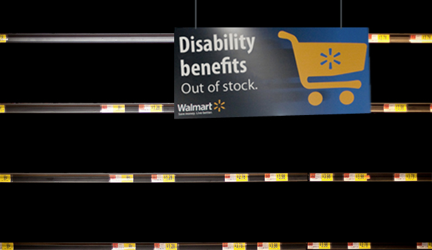 Walmart Is Trying to Block Workers' Disability Benefits
