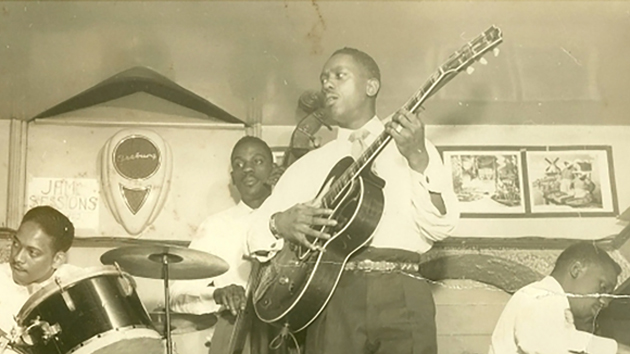 The freewheeling fun of jazz guitarist Wes Montgomery's live concerts