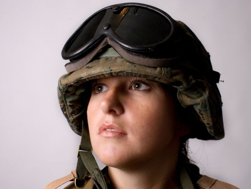 Soldiers Blow Up 5 Myths About Women in Combat – Mother Jones