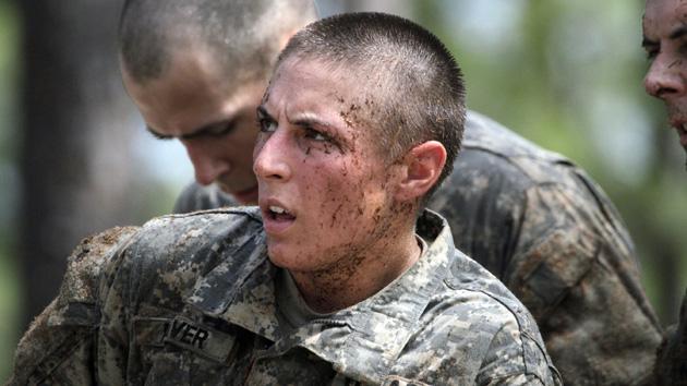 Perks of hookup an army man