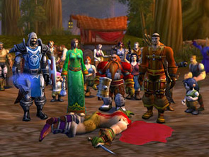 Us sanctions anger iranian world of warcraft gamers us for A treasury of persian cuisine