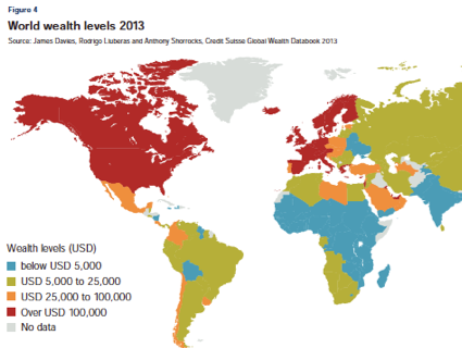 Charts: Which country is home to the world's richest people?