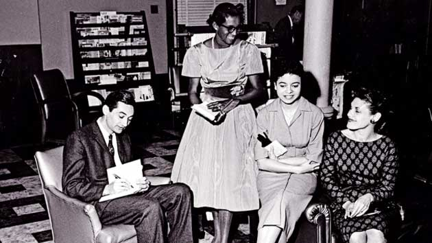 from the howard zinn archive fighting respectability politics at  a 1960 essay from the famed historian and former professor at the historically black women s college howard zinn